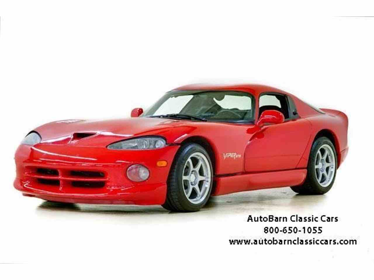 Large Picture of 1997 Dodge Viper - JQ36