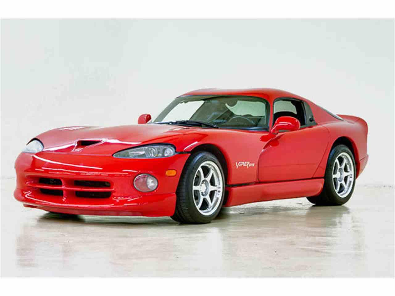 Large Picture of 1997 Dodge Viper located in North Carolina - $44,995.00 - JQ36