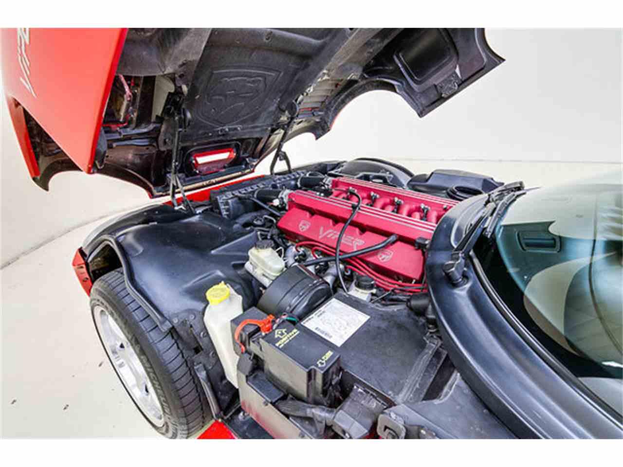 Large Picture of 1997 Dodge Viper located in Concord North Carolina - $44,995.00 - JQ36