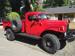 Picture of '49 Power Wagon located in Washington Offered by a Private Seller - JS10