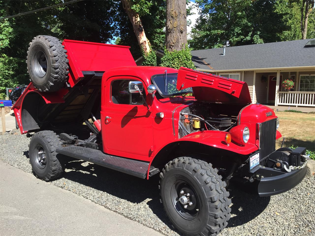 Large Picture of 1949 Power Wagon located in Lacey Washington - $55,000.00 Offered by a Private Seller - JS10