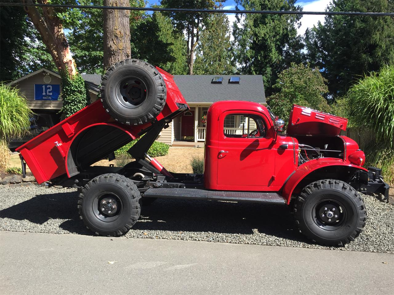 Large Picture of '49 Dodge Power Wagon located in Washington - $55,000.00 - JS10