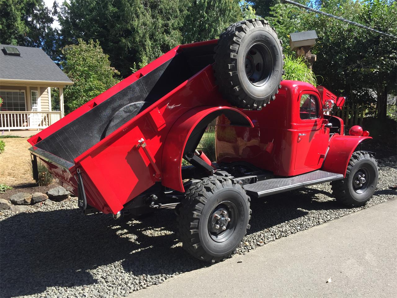 Large Picture of '49 Power Wagon - JS10