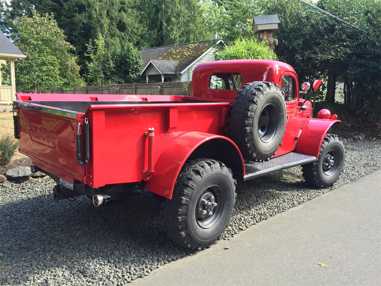 Large Picture of Classic 1949 Power Wagon located in Washington Offered by a Private Seller - JS10
