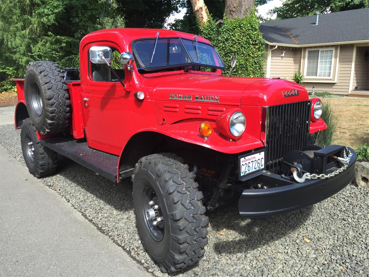 Large Picture of Classic 1949 Power Wagon - JS10