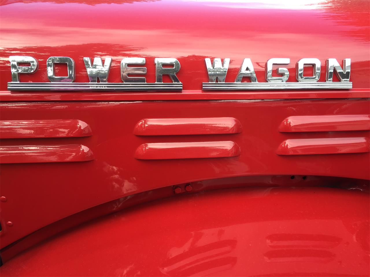 Large Picture of '49 Power Wagon - $55,000.00 - JS10