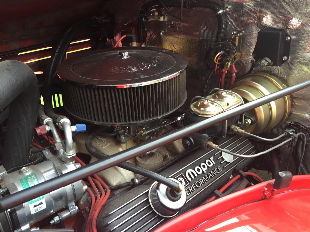 Large Picture of '49 Dodge Power Wagon located in Lacey Washington Offered by a Private Seller - JS10