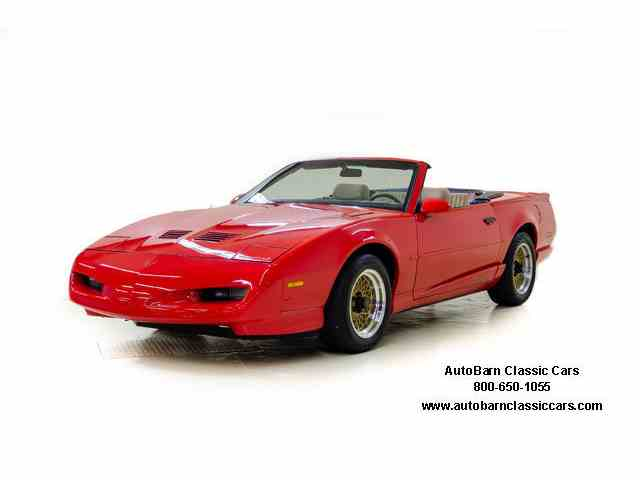 Picture of 1992 Firebird Trans Am located in Concord North Carolina - JQ3C