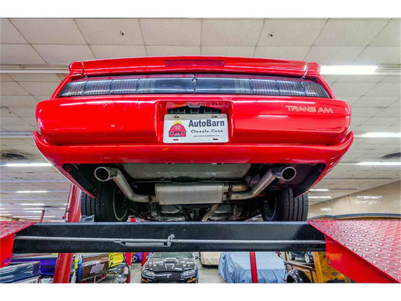 Large Picture of '92 Firebird Trans Am - JQ3C