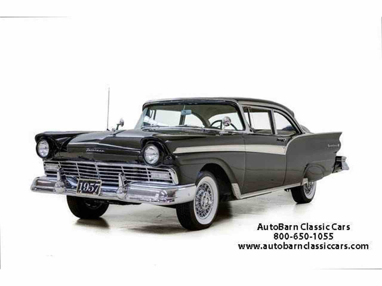 1957 Ford Fairlane 500 for Sale | ClassicCars.com | CC-920287