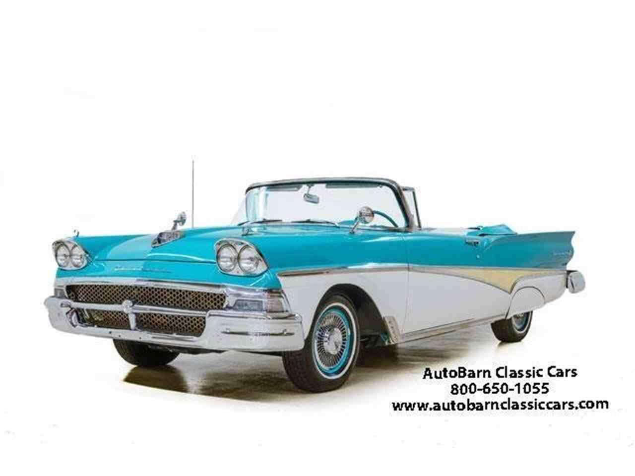 1958 Ford Fairlane 500 for Sale | ClassicCars.com | CC-920290