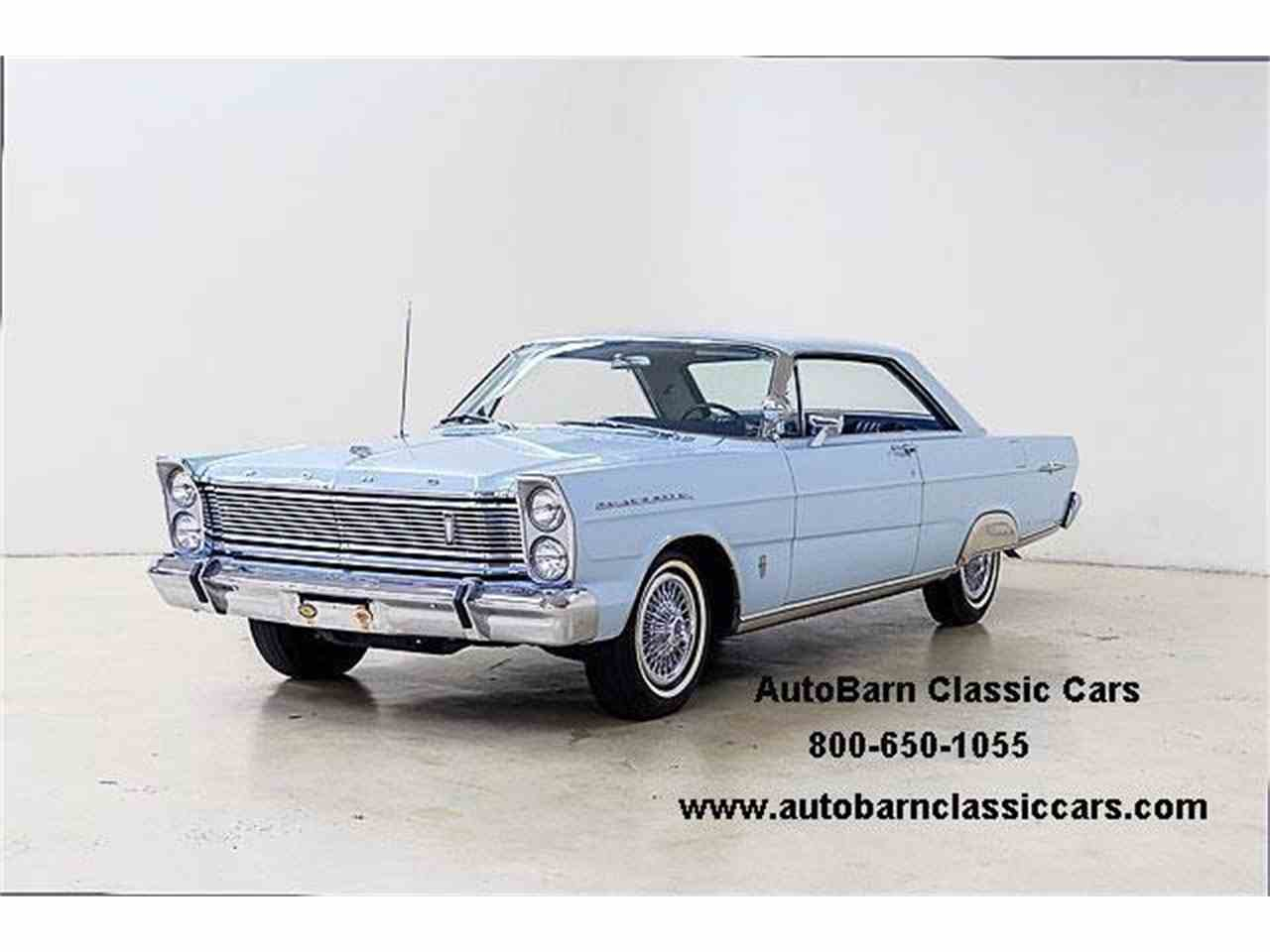 Large Picture of '65 Ford Galaxie 500 XL located in North Carolina - $27,995.00 Offered by Autobarn Classic Cars - JQ3S