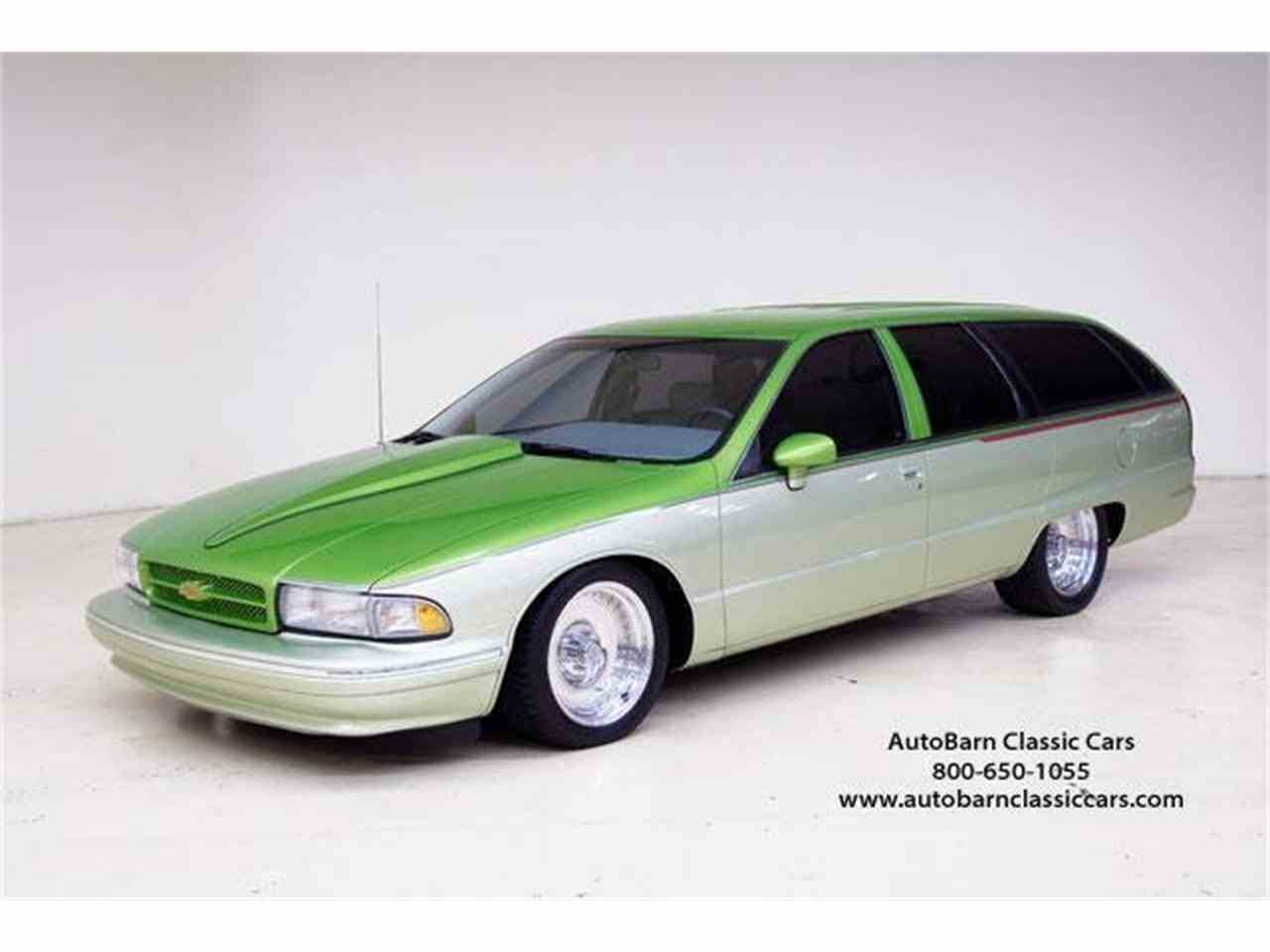 Large Picture of '92 Caprice - JQ3T