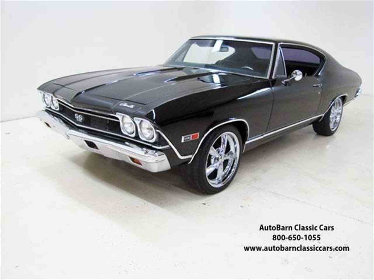 Large Picture of '68 Chevelle SS - JQ3W