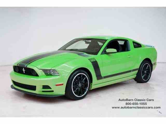 Picture of '13 Mustang - JQ3X