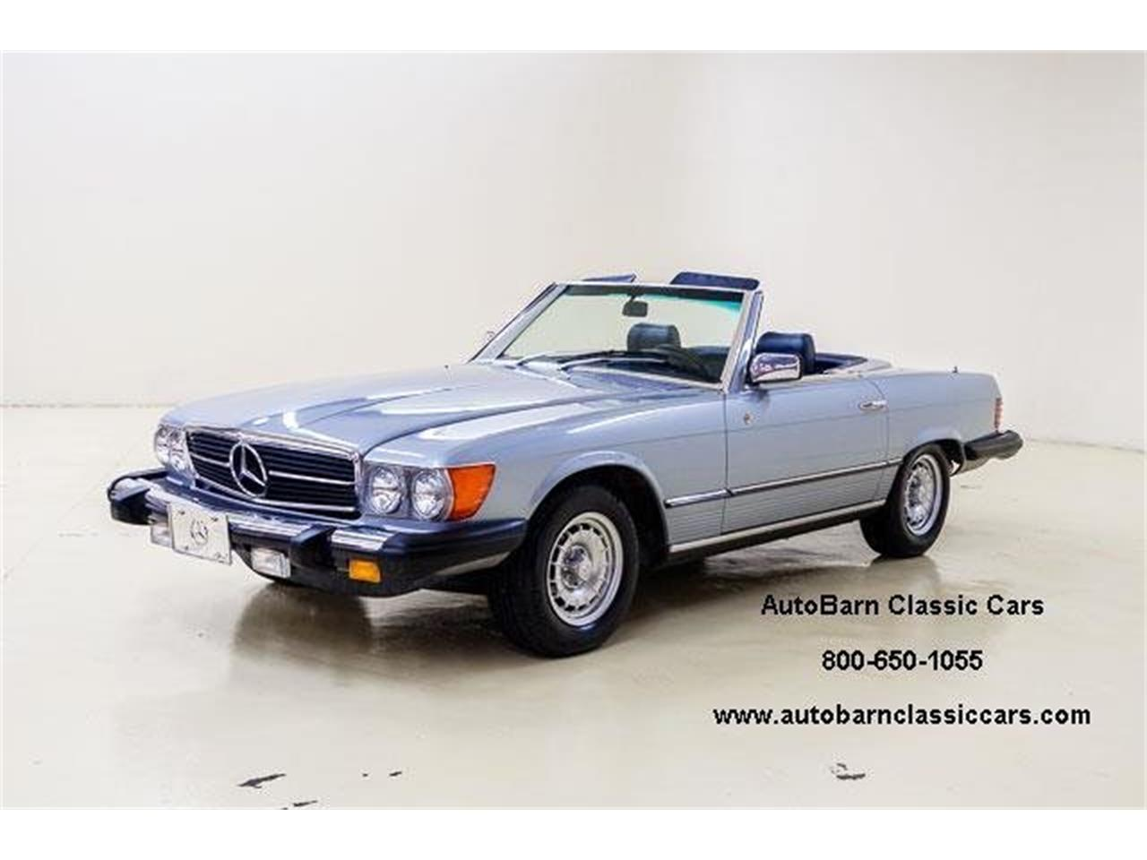 Large Picture of 1980 450SL located in Concord North Carolina Offered by Autobarn Classic Cars - JQ4C