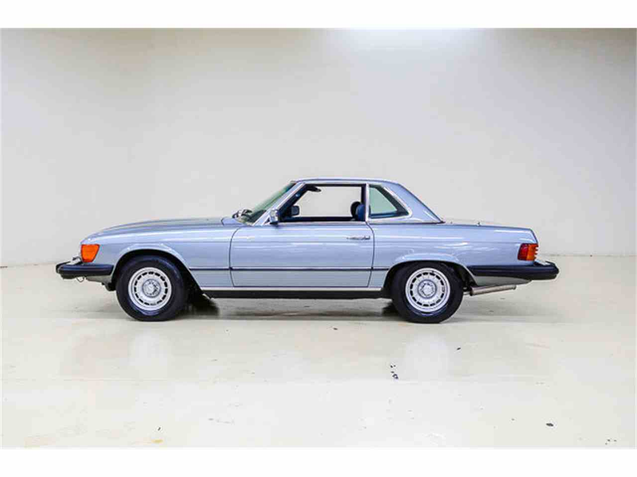 Large Picture of '80 Mercedes-Benz 450SL located in Concord North Carolina Offered by Autobarn Classic Cars - JQ4C