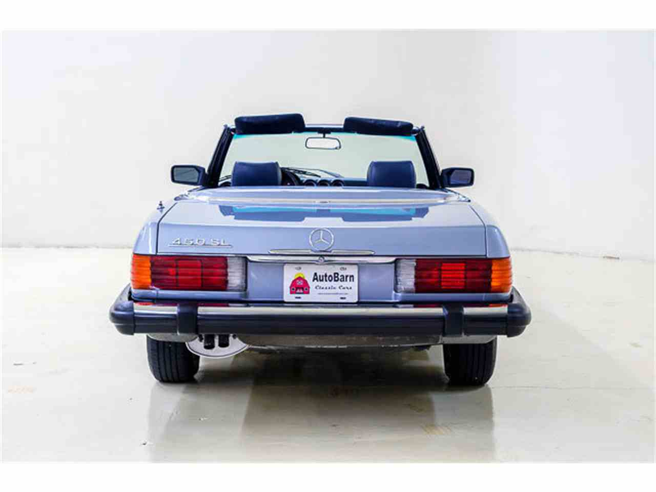 Large Picture of '80 Mercedes-Benz 450SL located in North Carolina Offered by Autobarn Classic Cars - JQ4C