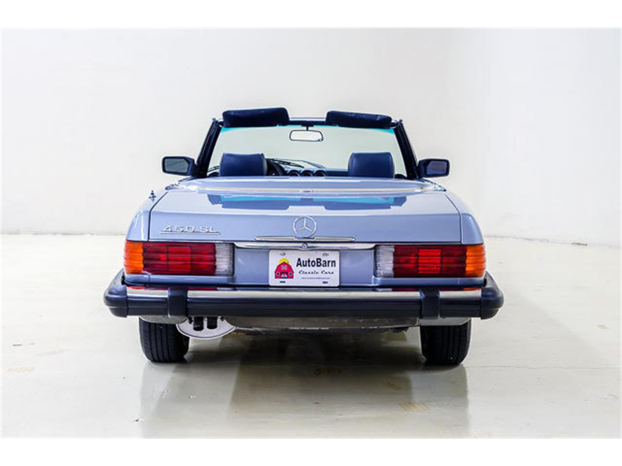Large Picture of 1980 Mercedes-Benz 450SL located in North Carolina - JQ4C