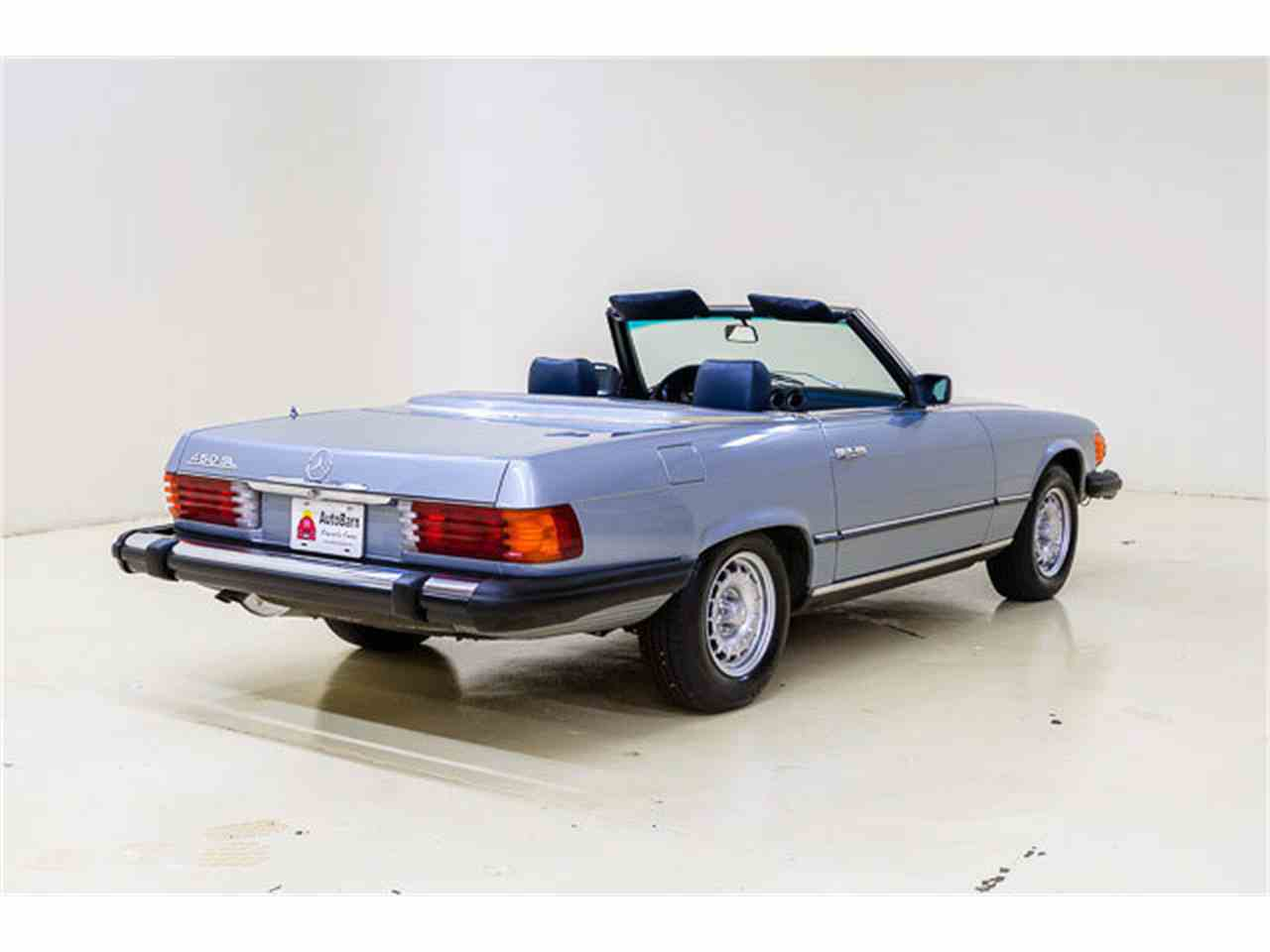 Large Picture of '80 Mercedes-Benz 450SL located in North Carolina - $14,995.00 Offered by Autobarn Classic Cars - JQ4C