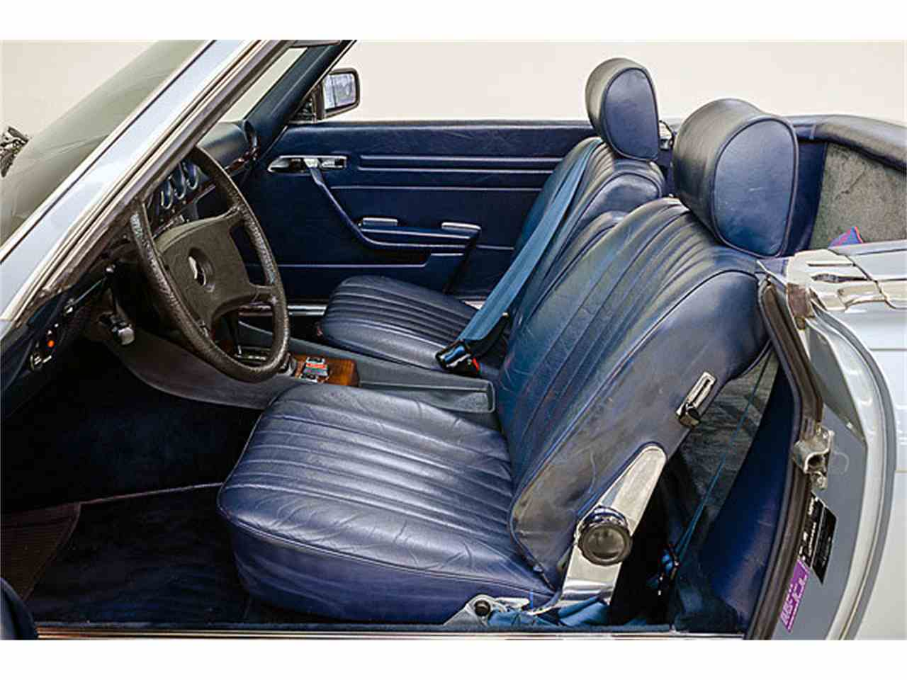 Large Picture of 1980 450SL located in North Carolina Offered by Autobarn Classic Cars - JQ4C