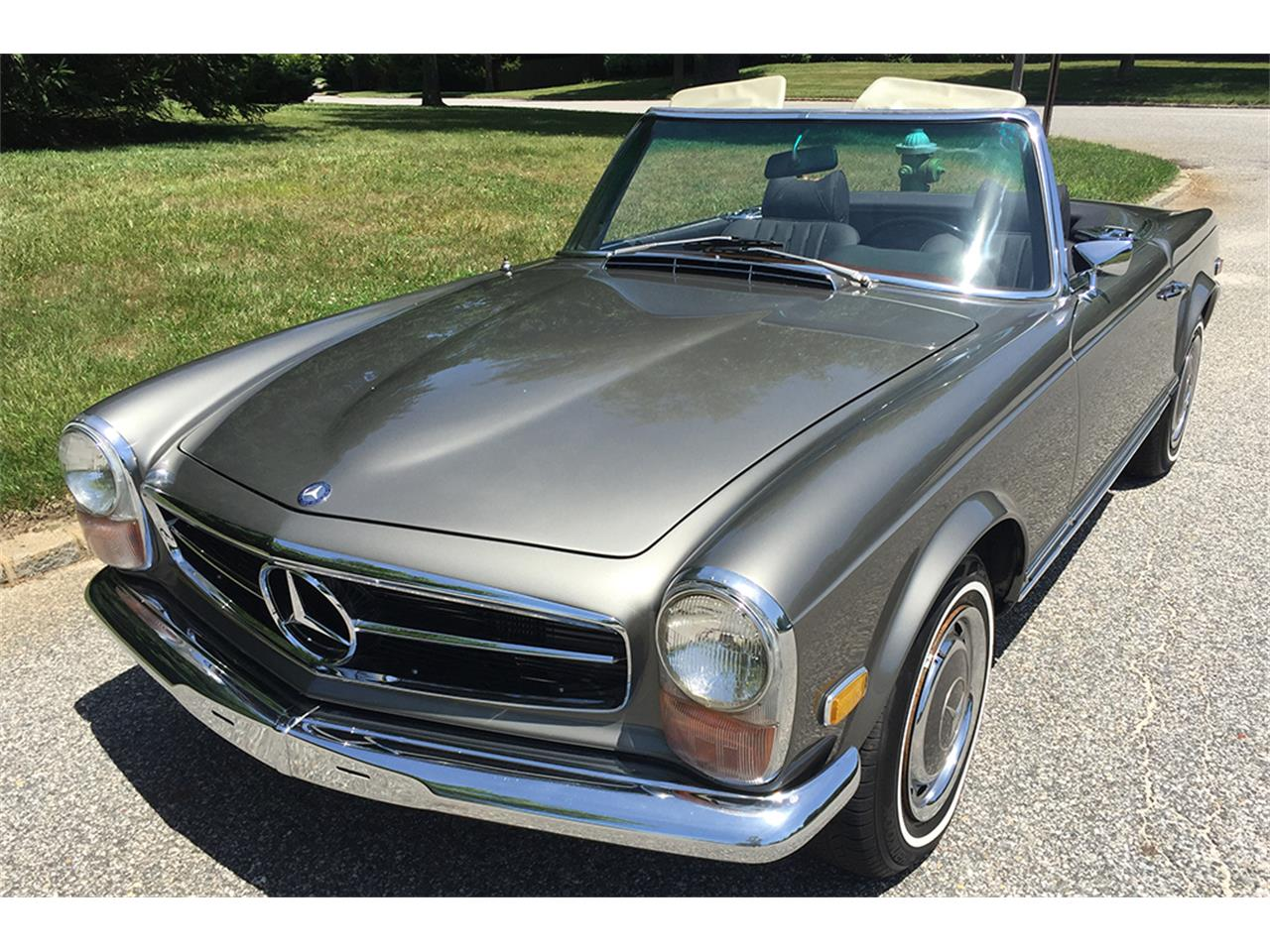 Large Picture of '70 280SL - JQ4I