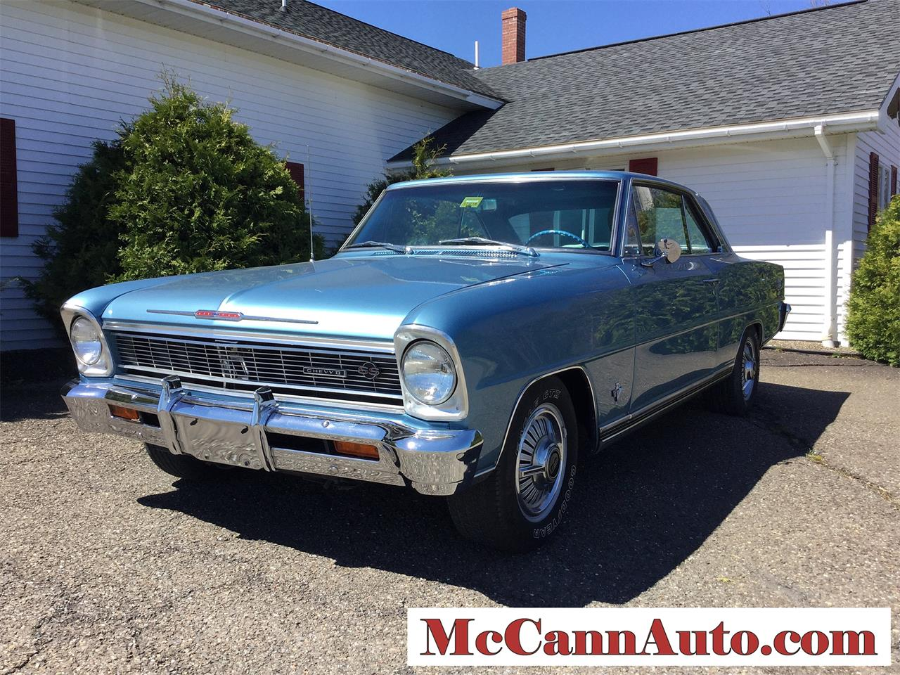 Large Picture of '66 Chevrolet Nova II SS - $76,900.00 - JQ4K