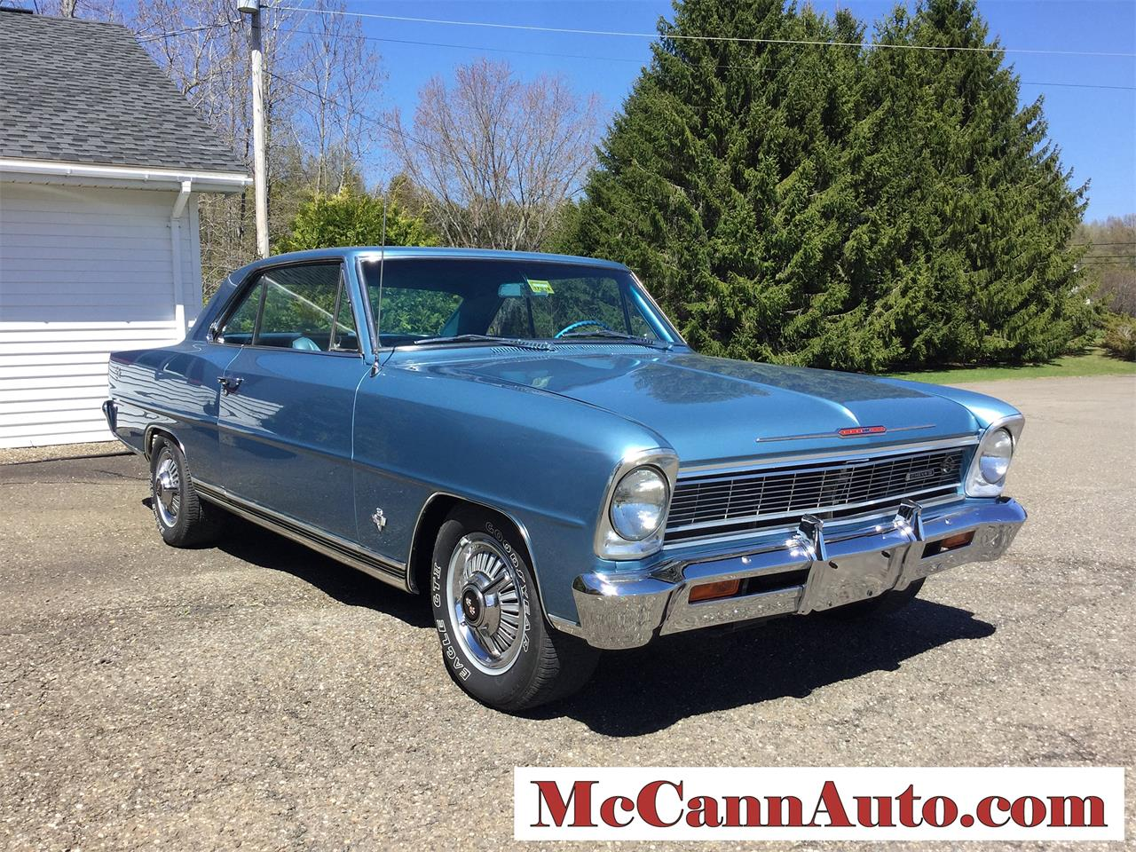 Large Picture of Classic '66 Chevrolet Nova II SS located in Houlton Maine - $76,900.00 Offered by a Private Seller - JQ4K