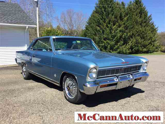 Picture of Classic '66 Nova II SS - $76,900.00 Offered by a Private Seller - JQ4K