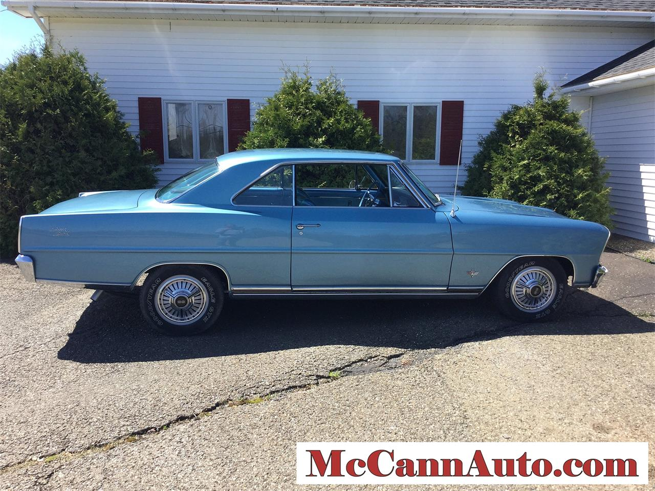 Large Picture of Classic 1966 Chevrolet Nova II SS located in Houlton Maine - $76,900.00 - JQ4K