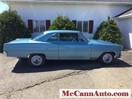 Picture of Classic 1966 Chevrolet Nova II SS located in Houlton Maine - $76,900.00 - JQ4K