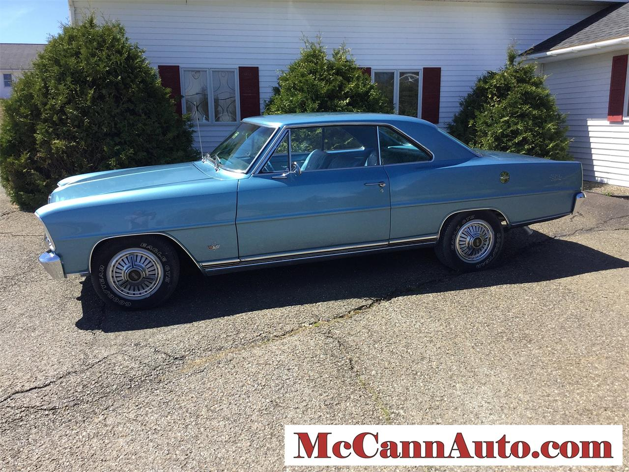 Large Picture of 1966 Chevrolet Nova II SS - $76,900.00 - JQ4K
