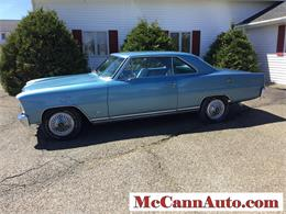 Picture of Classic 1966 Chevrolet Nova II SS located in Maine - JQ4K