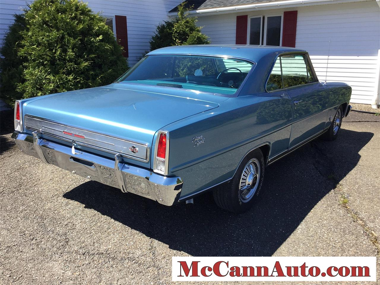 Large Picture of Classic '66 Nova II SS located in Maine - $76,900.00 Offered by a Private Seller - JQ4K