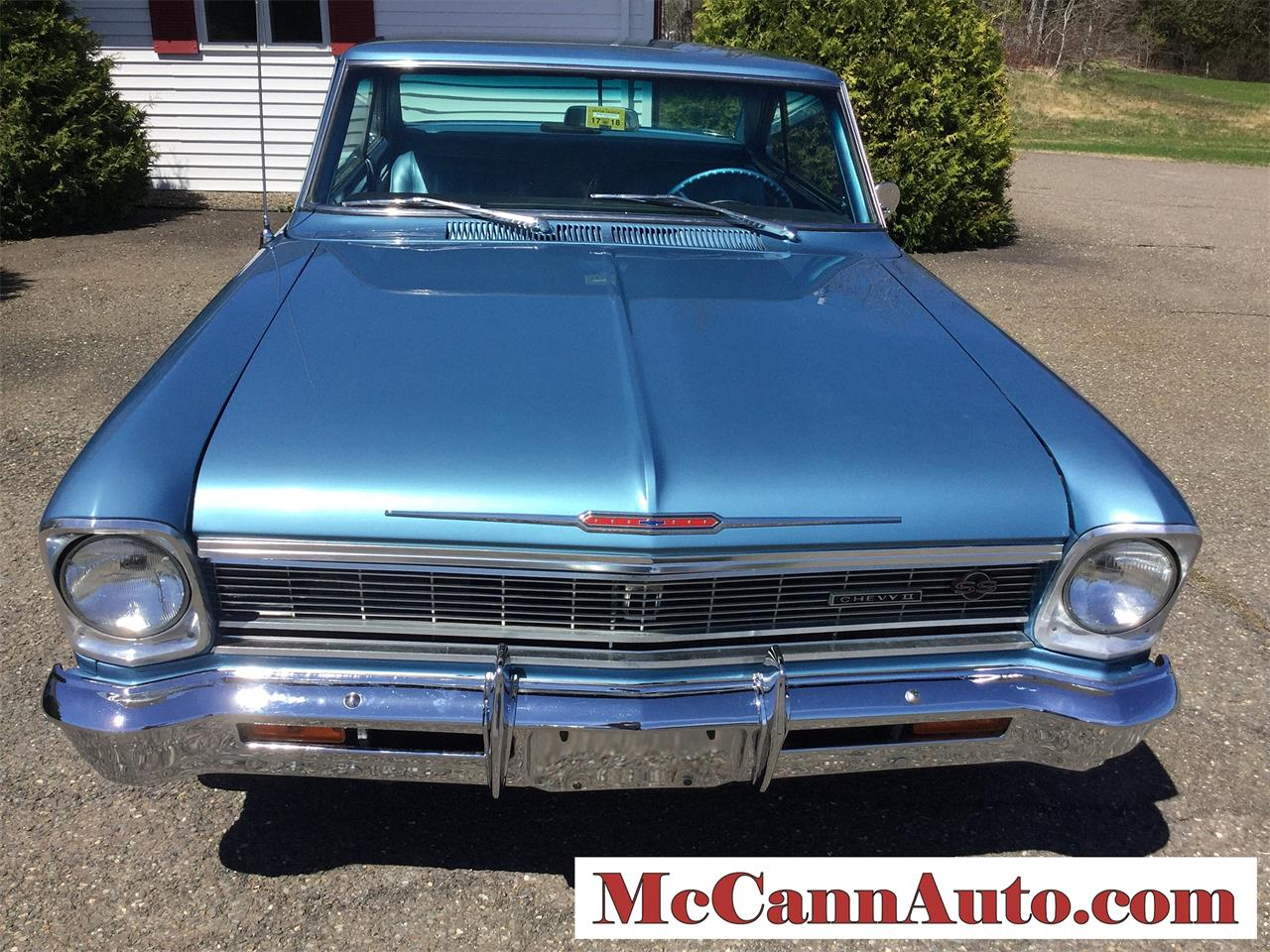 Large Picture of '66 Nova II SS located in Houlton Maine Offered by a Private Seller - JQ4K