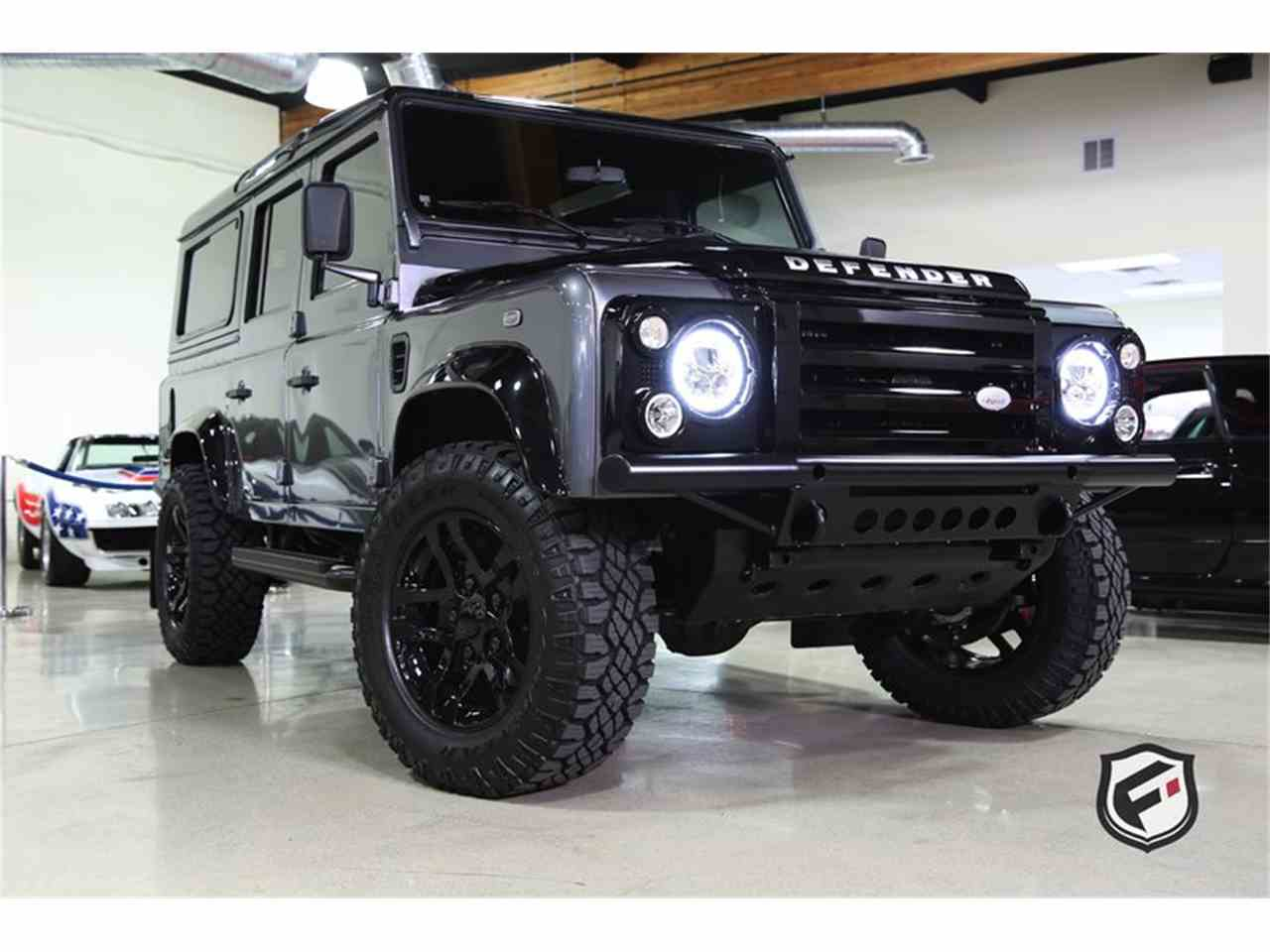 Large Picture of '94 Land Rover Defender Auction Vehicle - JSI7