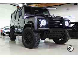 Picture of '94 Land Rover Defender located in Chatsworth California Auction Vehicle Offered by Fusion Luxury Motors - JSI7