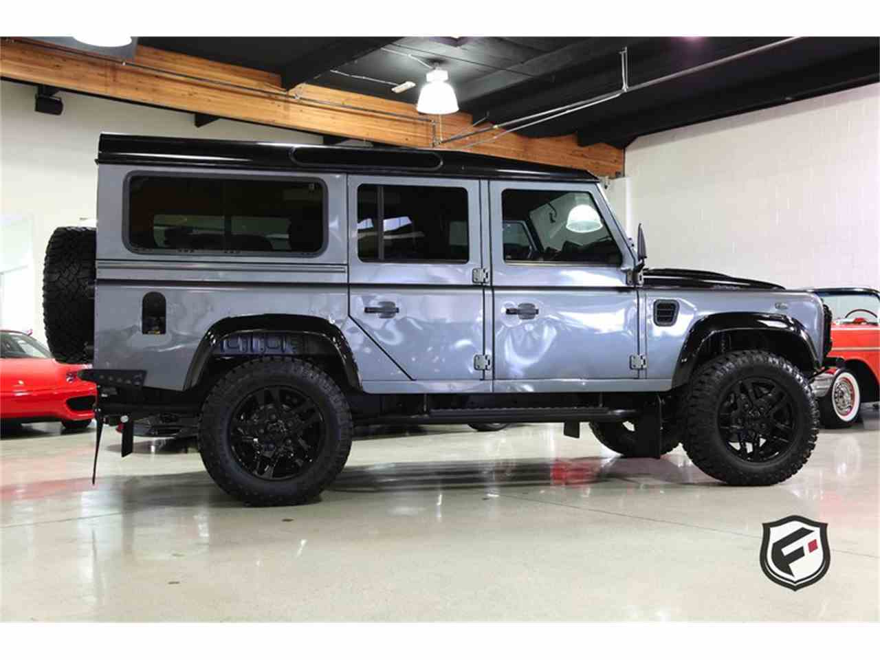 Large Picture of '94 Land Rover Defender Offered by Fusion Luxury Motors - JSI7