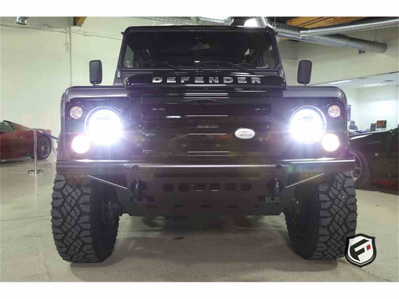Large Picture of '94 Land Rover Defender located in Chatsworth California Auction Vehicle - JSI7
