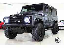 Picture of 1994 Land Rover Defender Auction Vehicle Offered by Fusion Luxury Motors - JSI7