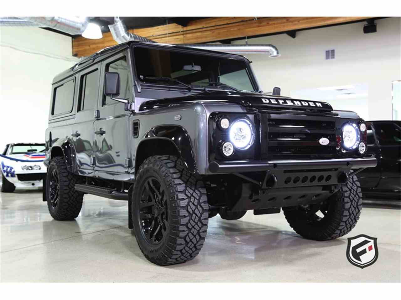 Large Picture of 1994 Land Rover Defender located in Chatsworth California Auction Vehicle Offered by Fusion Luxury Motors - JSI7