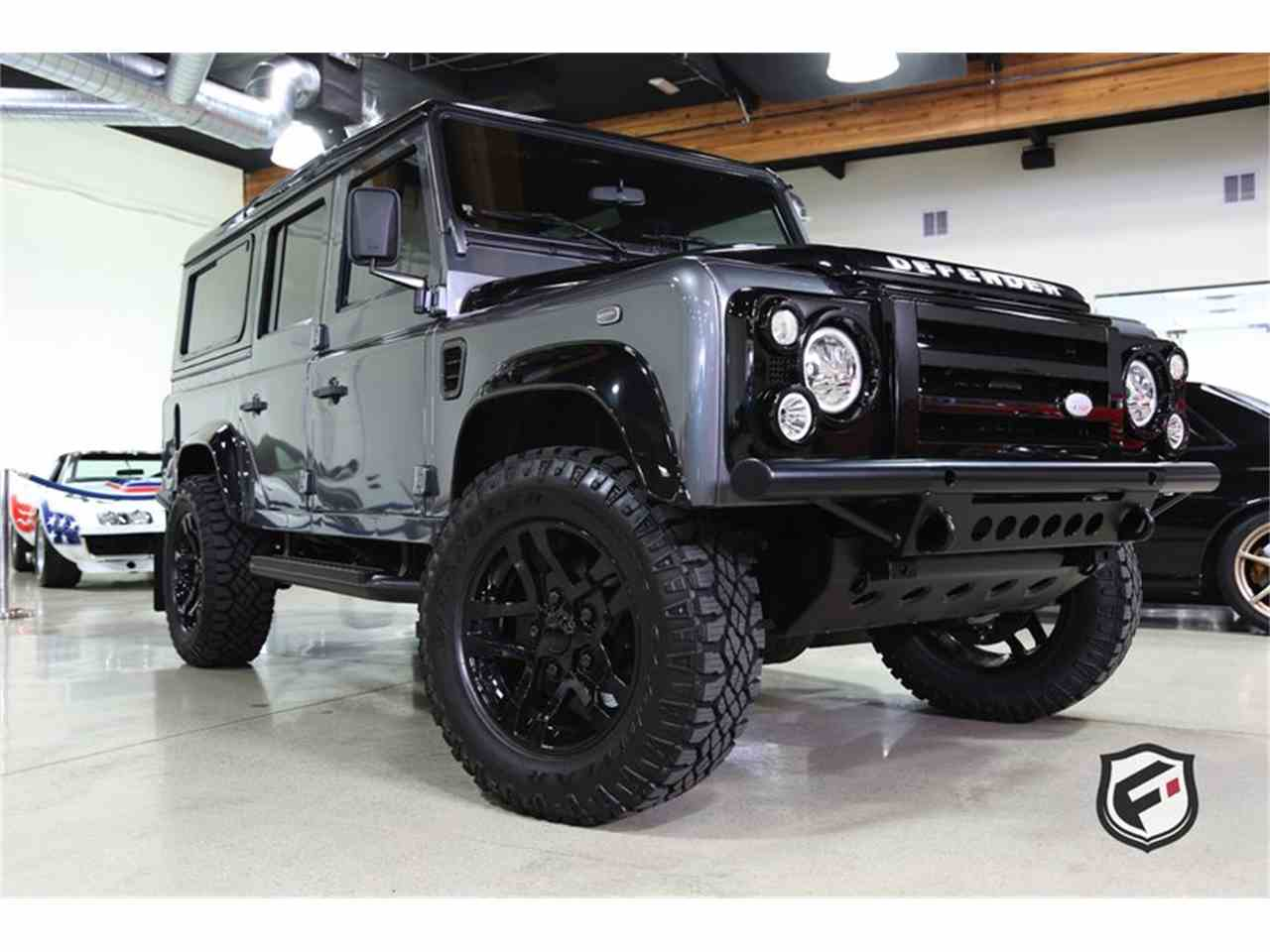Large Picture of 1994 Land Rover Defender located in Chatsworth California Auction Vehicle - JSI7