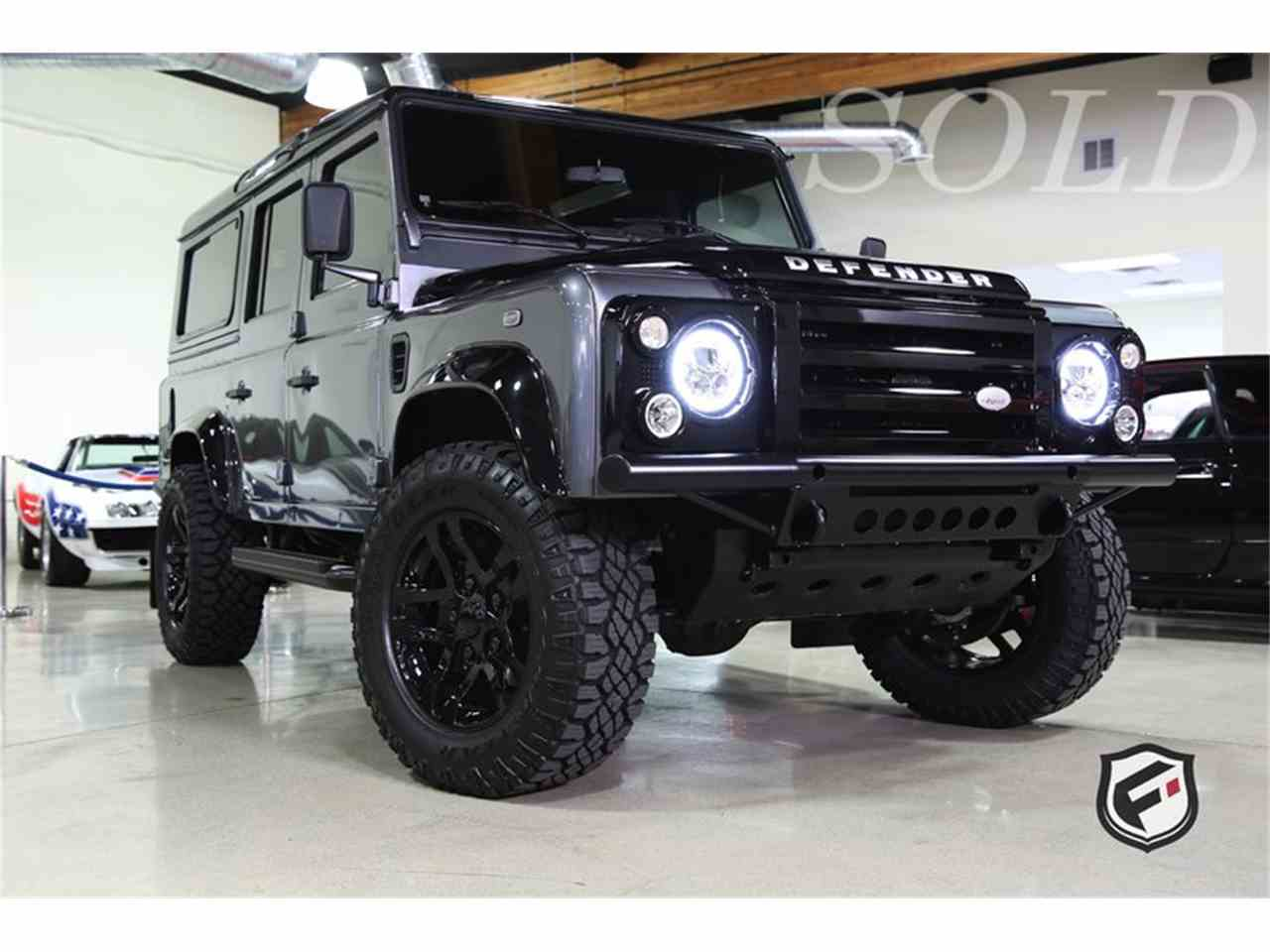 Large Picture of 1994 Defender located in Chatsworth California - JSI7