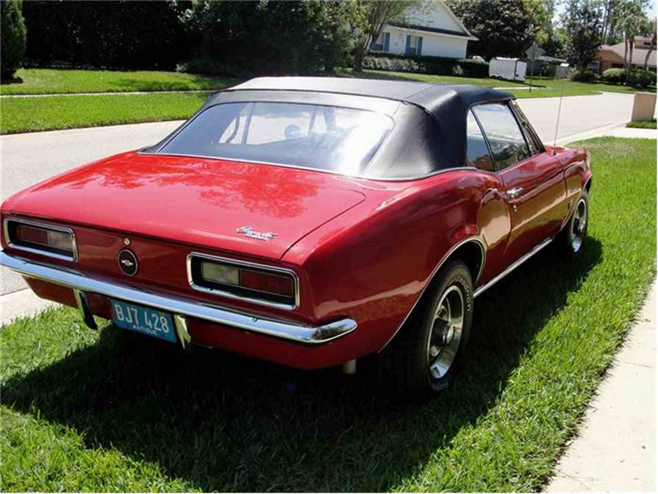 Large Picture of '67 Camaro - JQ55