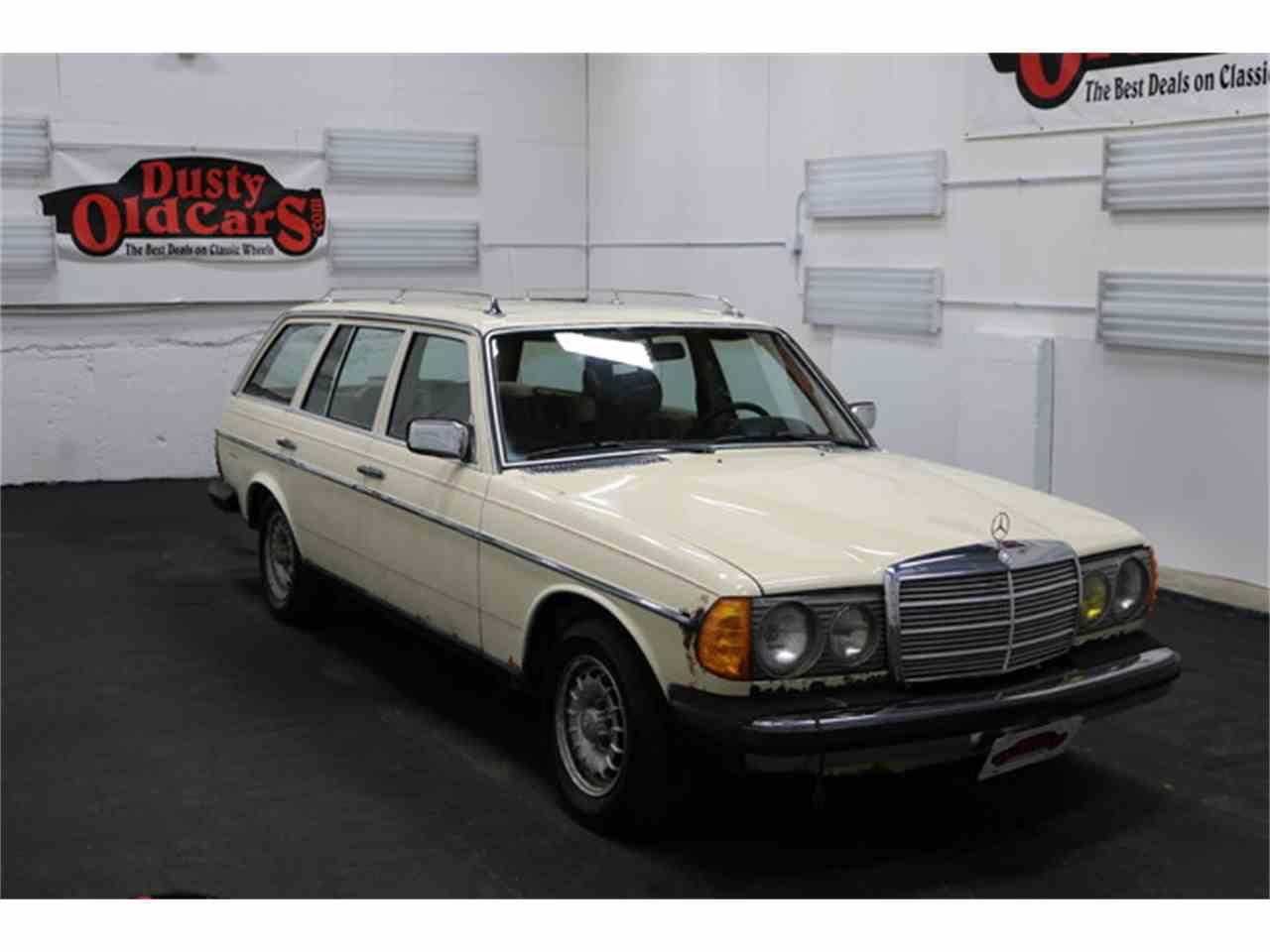 1980 Mercedes-Benz 300TD for Sale | ClassicCars.com | CC-923460