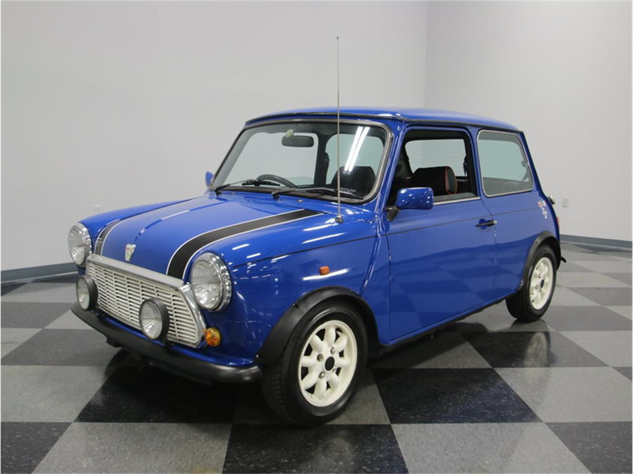 1992 Austin Mini Italian Job Edition For Sale Classiccarscom Cc