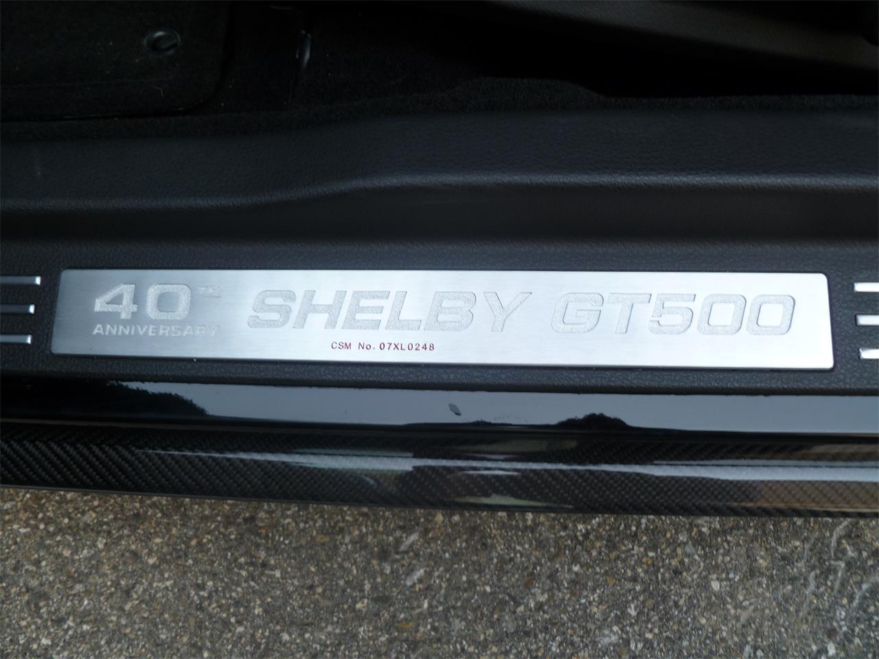 Large Picture of '07 GT500 - JQ5F