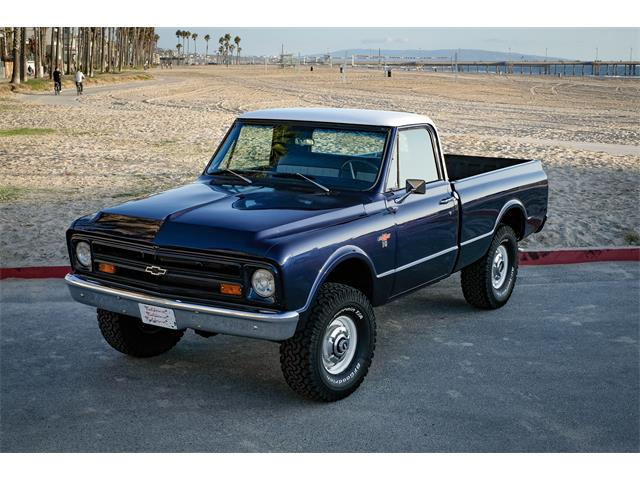 Picture of '67 Chevrolet K-10 located in California - $20,000.00 Offered by a Private Seller - JQ5G