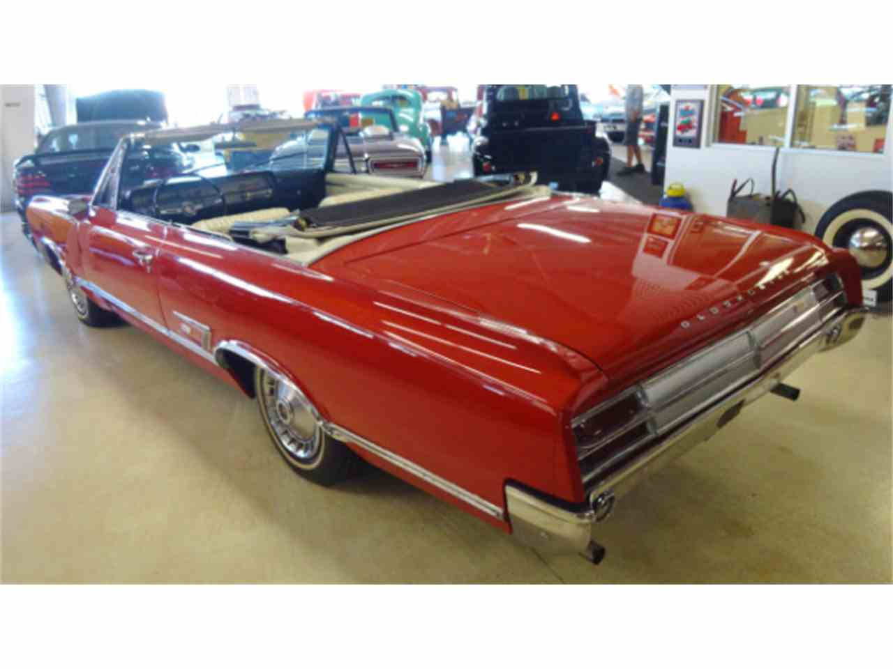 Large Picture of 1965 Oldsmobile Cutlass located in Columbus Ohio - $26,995.00 - JSO3