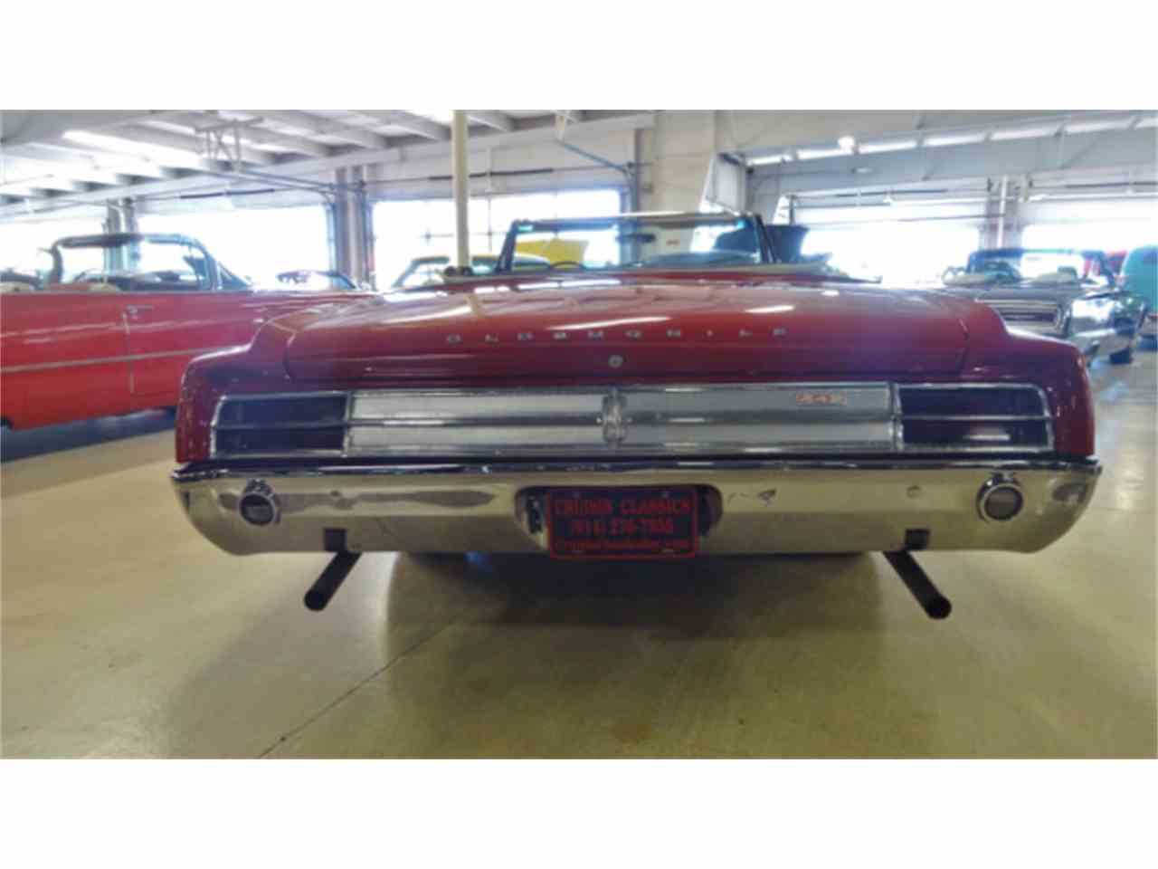 Large Picture of Classic 1965 Oldsmobile Cutlass located in Ohio - JSO3